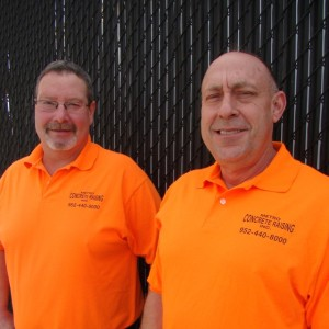 Phil Herbst and Randy Feilen, owners